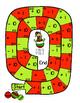 Christmas 100 Board Game