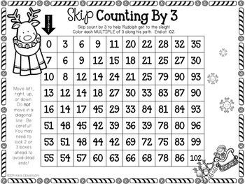 3rd grade christmas math 3rd grade christmas multiplication christmas activity. Black Bedroom Furniture Sets. Home Design Ideas