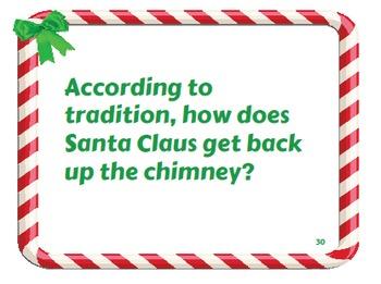 Christmas Trivia, Set 1