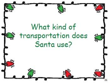 Christmas Trivia, Set 2