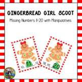 Gingerbread/Christmas Math Game