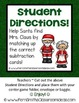 Christmas Math Quick and Easy to Prep Subtracting From Ten