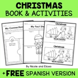 Mini Book and Activities - Christmas