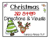 Christmas 2&3 Step Directions