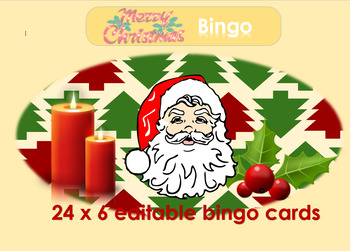 Christmas 2016: Bingo and dominoes