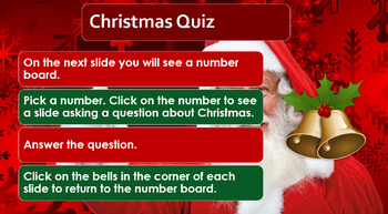 Christmas 2017: Quizzes