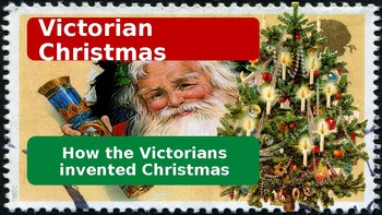 Christmas 2017:Victorian Christmas: How the Victorians invented Christmas.