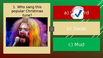 Christmas 2017: Christmas Sounds Quiz