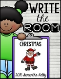 Christmas Write the Room Center