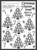 Christmas Math Activities: Christmas Factor Tree Christmas Math Center Activity