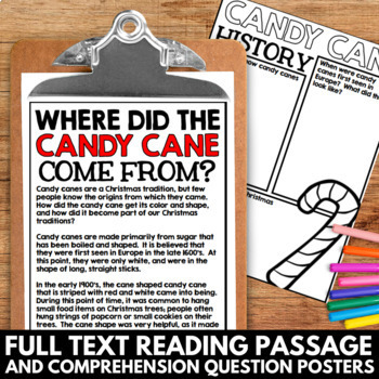 Candy Cane History - Christmas Facts and Information - Research Project