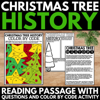 Christmas Tree Unit - Facts and Information about Christmas Trees - Research