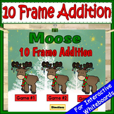 Ten Frame Addition PowerPoint Game