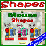 Shapes Kindergarten PowerPoint Game