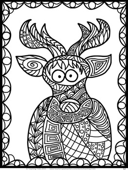 Christmas Craft: Christmas Writing Paper Christmas Coloring Pages and Drawing