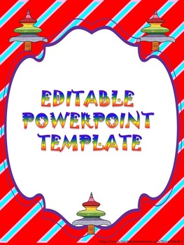 Free Winter - Editable Powerpoint templates