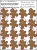 Christmas Reading Activities: Gingerbread Facts Christmas