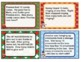 Christmas 2nd Grade Math Word Problems Task Flash Cards - Common Core 2.OA.A.1