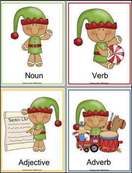 Christmas 2nd Grade Sight Words and Interactive Bulletin Board