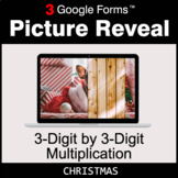 Christmas: 3-Digit by 3-Digit Multiplication - Google Form