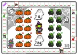 Halloween 3 and 4 Times Tables Games