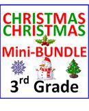 Christmas 3rd Grade Mini-Bundle (2 Items)