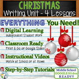 Christmas Writing BUNDLE! - Argumentative, Persuasive, Exp
