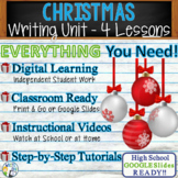 Christmas Writing BUNDLE! - Argumentative, Persuasive, Expository, Narrative