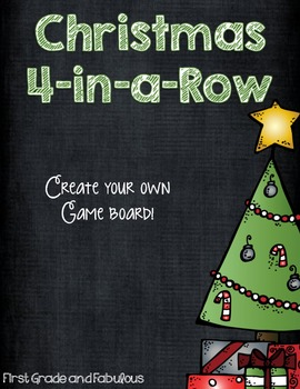 Christmas 4-in-a-row