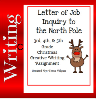 Christmas 4th Grade Reading and Writing Bundle