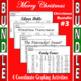 Christmas Bundle #3 - 4 Coordinate Graphing Activities