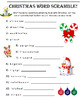 Christmas 5th Grade Mini-Bundle