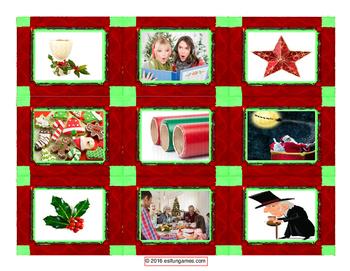 Christmas Board Games 6 Game Bundle