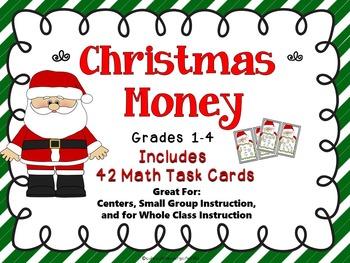Christmas Math and Language Arts