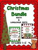 Christmas: A Bundle of Language Arts and Math Activities