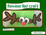 Christmas: {A So Sweet Craft Reindeer Hat}