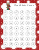 Christmas A to Z Letter Find - Print and Cursive