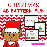 Christmas: AB Pattern Fun