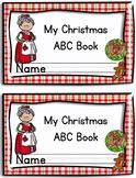 Christmas Alphabet Book (Printable) ABC