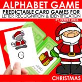 Christmas ABC Game ~ editable