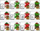 Christmas ABC Match-Up --- Christmas Letter Matching Pocket Chart / Clip Cards