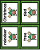 Christmas ABC Order Literacy Center