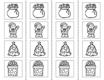 Christmas ABC Patterns