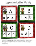 #thankfulforyou Winter ABCs Letter Recognition