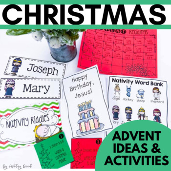 Christmas ADVENT-ures {Bringing Christ into Christmas}
