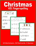 Christmas (ASL Fingerspelling)