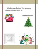 Christmas Active Vocabulary