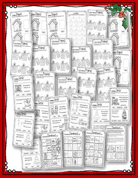 Christmas Activities (15 Holiday Printables)