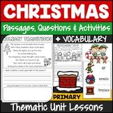 Christmas Worksheets 1st Grade   Christmas Worksheets 2nd Grade