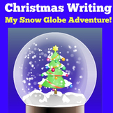 Christmas Writing Activity | Snowglobe